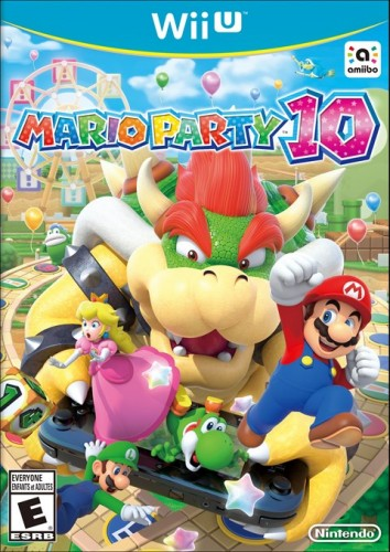 Mario Party 10 disponible solo en WII U criticsight