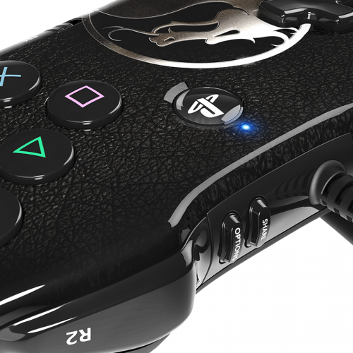 Mortal Kombat X  Fightpad Doble Compatibilidad 2015 criticsight imagen ps5