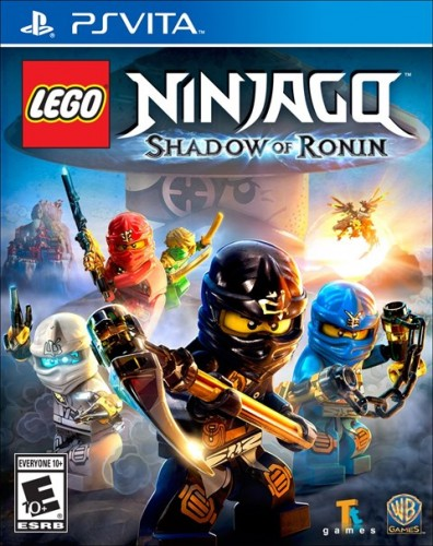 Ninjago Shadow of Ronin disponible en PS VITA y 3DS criticsight