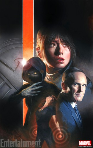 Primer Vistazo al Inhuman de Agents of Shield criticsight poster