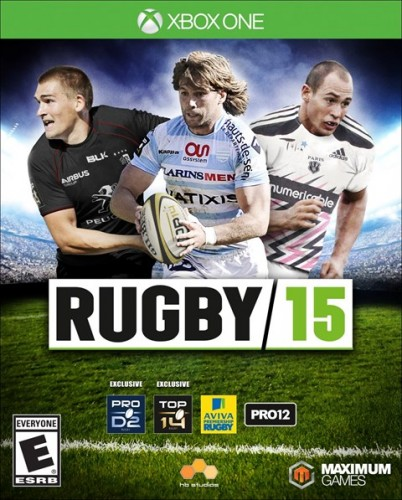 Rugby 15 disponible en XBOX 360, PS3, XBOX One y PS4 criticsight