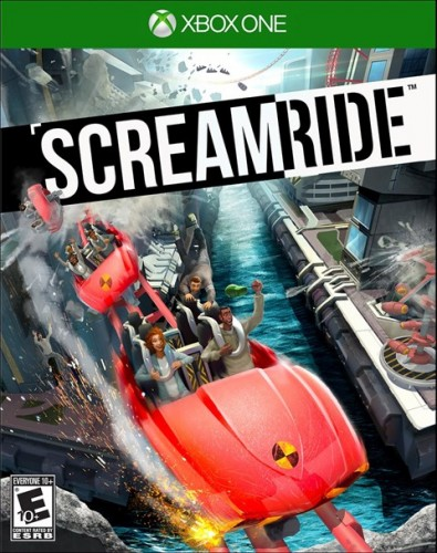 Screamride disponible en XBOX One y XBOX 360 criticsight