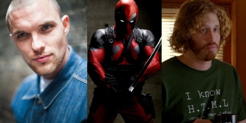 T.J . Miller y Ed Skrein  deadpool movie 2016 criticsight