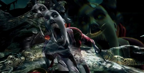 "Trailer Debut De ""Agano"" en Killer Instinct, Primer Vistazo al Nuevo Personaje ""Ghost Girl"" (2015) criticsight 3"