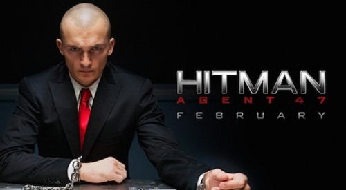 "Trailer Debut y Poster de ""Hitman Agent 47"" (2015) criticsight"