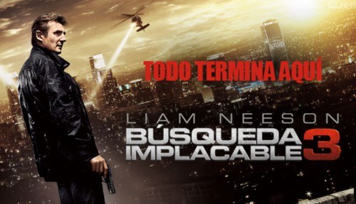 busqeuda implacable 3 banner criticsight