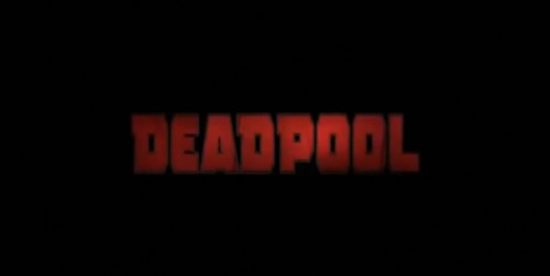deadpool movie logo 2016 criticsight
