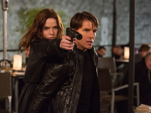 """Mission Impossible Rogue Nation"" criticsight imagen 1"