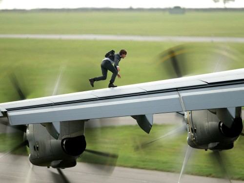 """Mission Impossible Rogue Nation"" criticsight imagen 2"