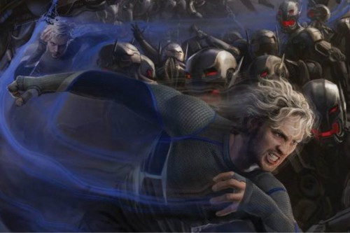 1 QUICKSILVER MUERTE DEAD AGE OF ULTRON CRITICSIGHT