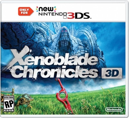 Xenoblade Chronicles 3D disponible solo para New 3DS XL