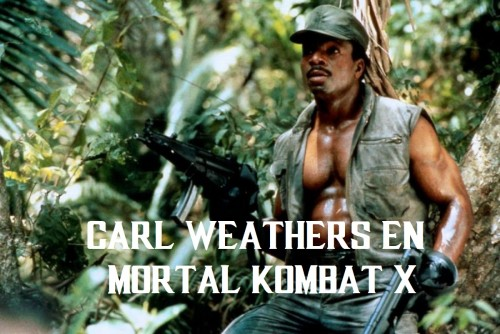 carl weathers en mortal kombat x criticsight