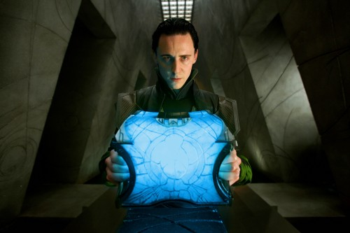 Photo credit: Zade Rosenthal / Marvel Studios?Loki (Tom Hiddleston) in THOR, from Paramount Pictures and Marvel Entertainment.??© 2011 MVLFFLLC. TM & © 2011 Marvel. All Rights Reserved.