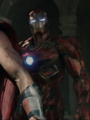 iron man mark 45