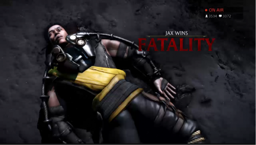 6 mortal kombat x fatalities