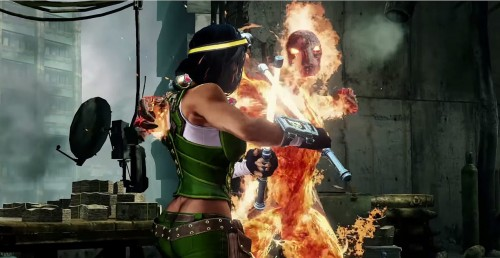 Cinder Ya Disponible en la Season 2 de Killer Instinct (2015) criticsight imagen 3
