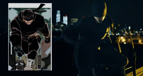 Especial Los Easter Eggs o Secretos de la Serie Daredevil (2015) Criticsight 2