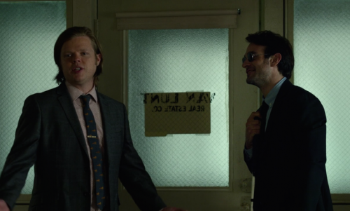 Especial Los Easter Eggs o Secretos de la Serie Daredevil (2015) Criticsight 36