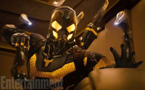 Primer Vistazo a Yellow Jacket en Ant-Man criticsight