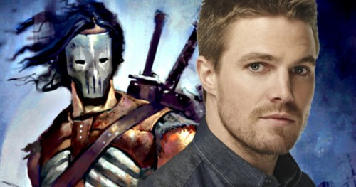 Stephen Amell casey Jones tmnt 2 2016 criticsight