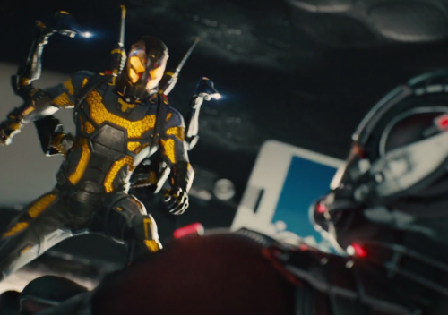 ant man primera pelea yellowjacket criticsight