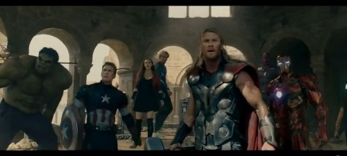 avengers age of ultron nuevo tv spot vision criticsight