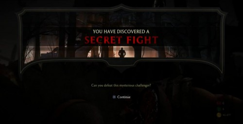 mortal kombat x secret fight pelea secreto logro sereto criticsight