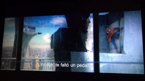 spiderman age of ultron criticsight