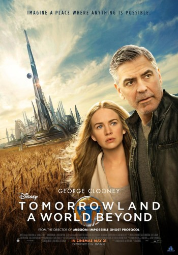 tomorrowland poster 2 nuevo new criticsight