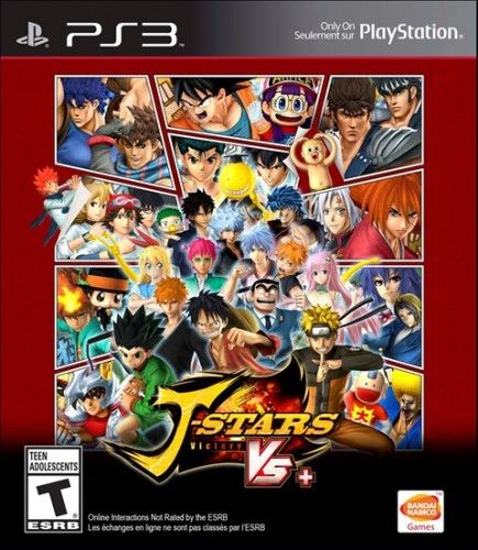 12 J-Stars Victory Vs+ disponible en PS4 y PS3  criticisght