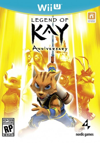 13 Legend of Kay Anniversary disponible en PS4 y WII U  criticsight