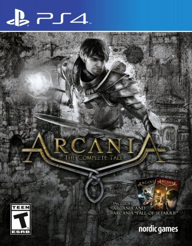 2 Arcania The Complete Tale  criticsight