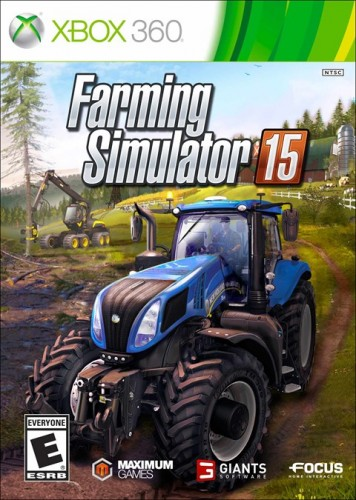 4 Farming Simulator 15 disponible en PS4, PS3, XBOX One y XBOX 360 criticsight