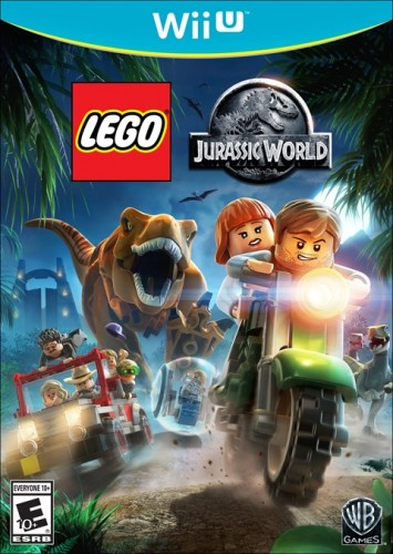6 Lego Jurassic World disponible en XBOX 360, PS4, PS3, 3DS, XBOX One, PS VITA, PC y WII U  criticsight