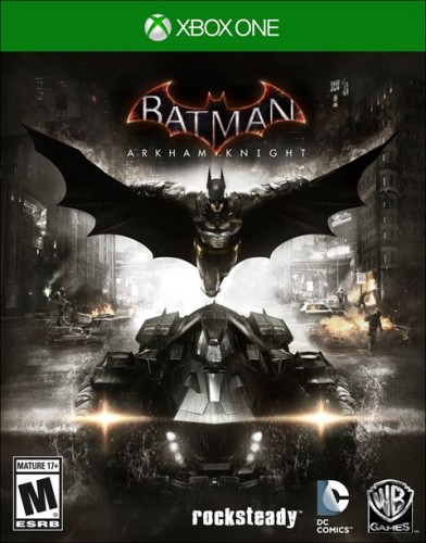 8 Batman Arkham Knight disponible en PS4 y XBOX One criticsight