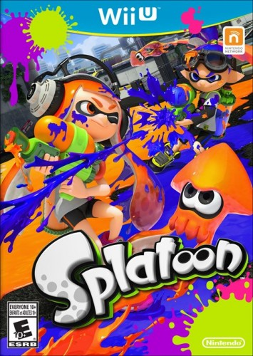 9 Splatoon disponible solo en WII U criticsight