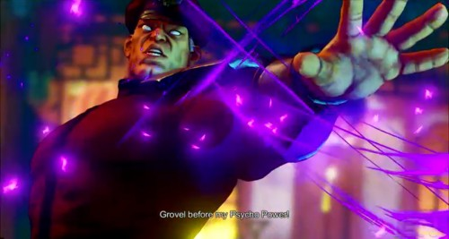 Trailer Debut e Imágenes de M.Bison en Street Fighter V (2016) criticsight 1