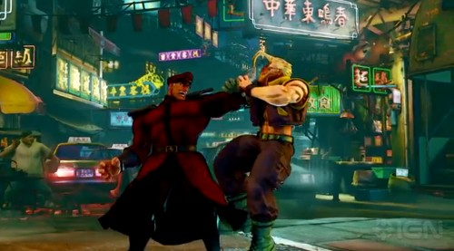 Trailer Debut e Imágenes de M.Bison en Street Fighter V (2016) criticsight 2