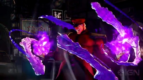 Trailer Debut e Imágenes de M.Bison en Street Fighter V (2016) criticsight 4