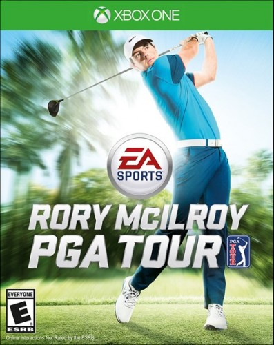 2 EA Sports Rory McIlroy PGA Tour disponible en XBOX One y PS4
