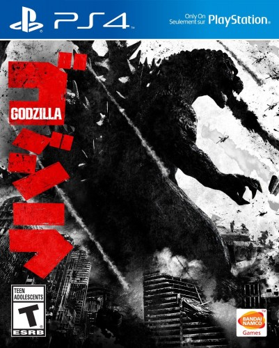 4 Godzilla disponible en PS4