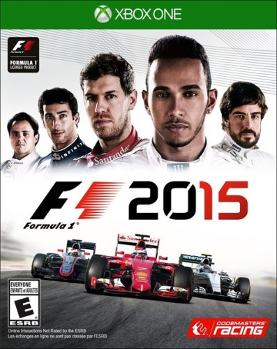 6 F1 2015 disponible en XBOX One y PS4