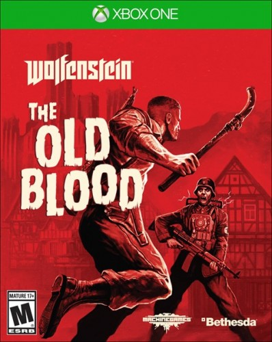 8 Wolfenstein The Old Blood disponible en XBOX One y PS4