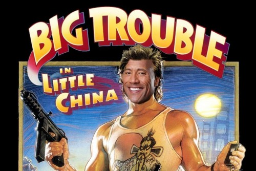 Agárrense Viene Remake de Trouble in Little China y The Rock lo Producirá y Protagonizara  2 portada