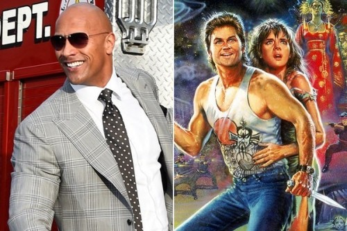 Agárrense Viene Remake de Trouble in Little China y The Rock lo Producirá y Protagonizara  3