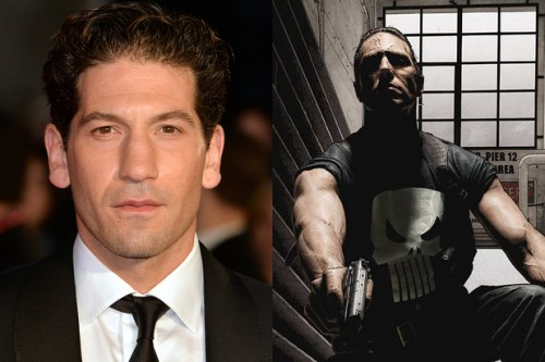 "Jon Bernthal Como ""The Punisher criticsight 2"