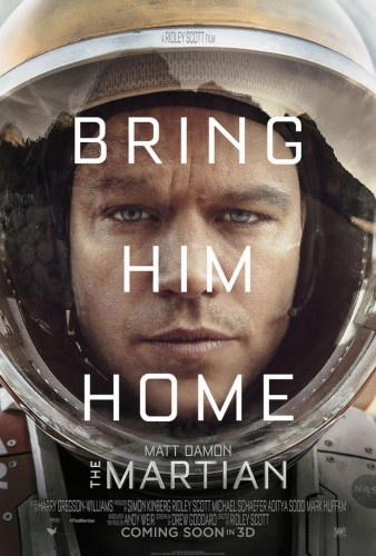 THE MARTIAN POSTER FOX CRITICSIGHT