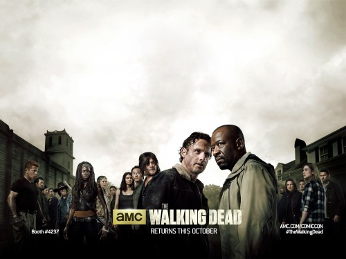 The walking dead temproada 6 poster criticsight
