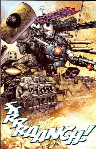 WAR MACHINE TANK CIVIL WAR 2016
