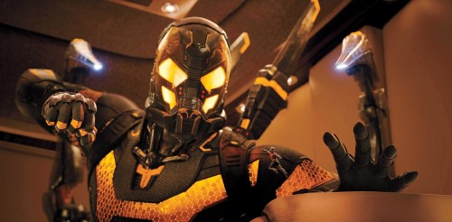 Yellowjacket criticsight